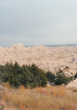 Badlands, South Dakota, USA